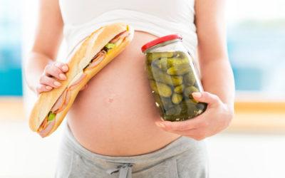 Rischi Alimentazione in Gravidanza e Precauzioni